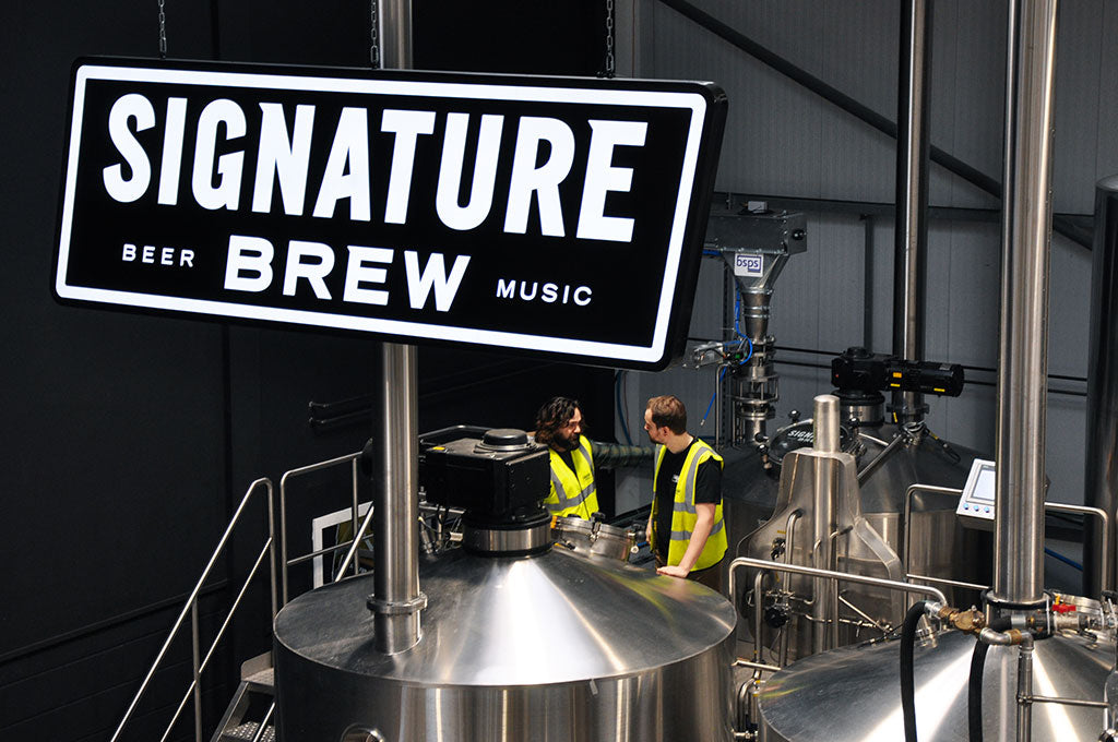 Signature Brew Walthamstow Beer Mile E17 Blackhorse Road