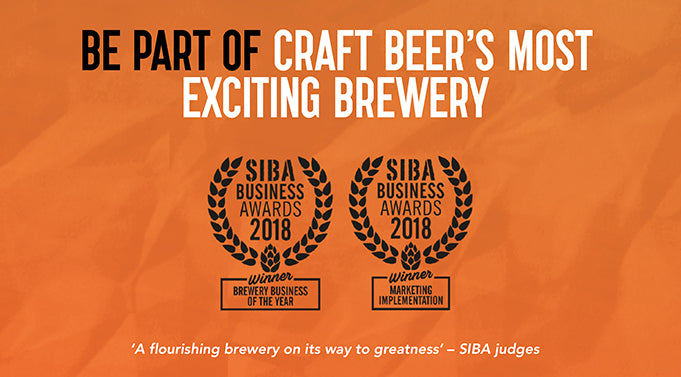 Signature Brew Crowdcube Crowfunding Campaign 2018