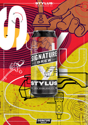 Stylus - 440ml New England IPA