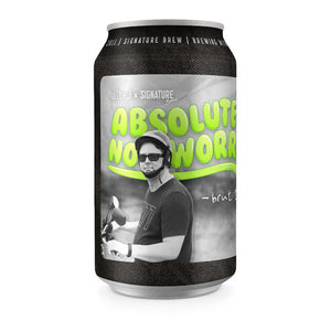 ABSOLUTELY NO WORRIES - 330ml CANS