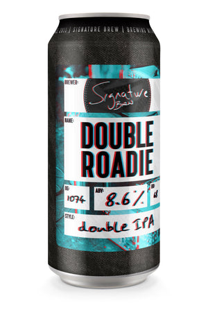 DOUBLE ROADIE - 440ml CANS