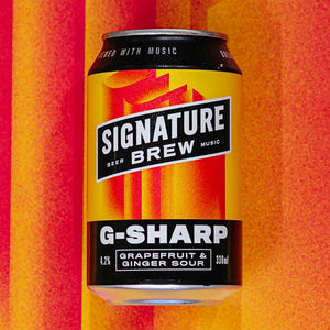 G-SHARP - GRAPEFRUIT & GINGER SOUR