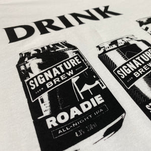 DRINK BEER - T-Shirt