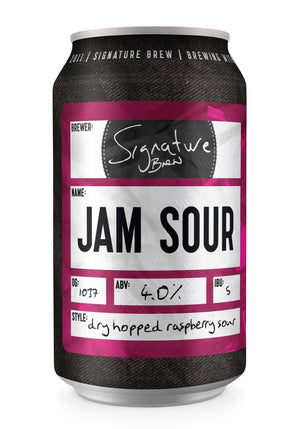 JAM SOUR - 330ml CANS