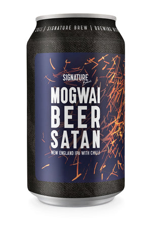 MOGWAI BEER SATAN - 330ml CANS