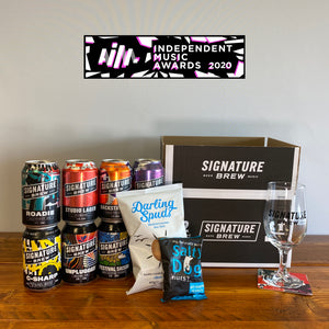AIM Awards Exclusive Pub In A Box