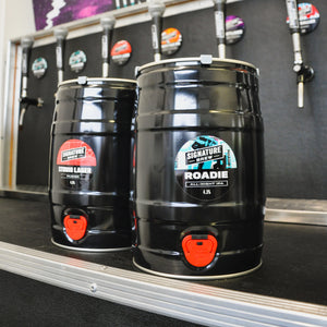 Roadie IPA 5L Mini Keg
