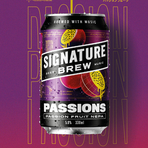 Passions - Passion Fruit New England Pale Ale