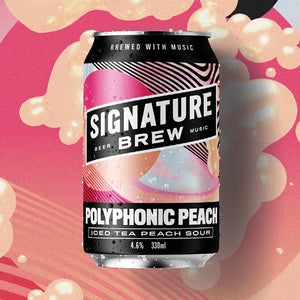 Polyphonic Peach - Iced Tea Peach Sour