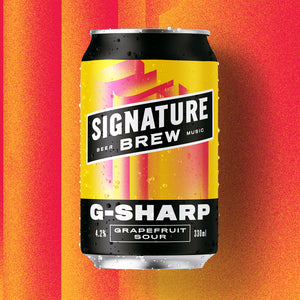 G-SHARP - GRAPEFRUIT SOUR