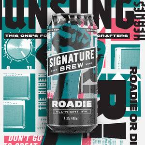 ROADIE - 440ml CANS
