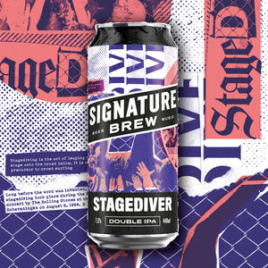 Stagediver 440ml - Double IPA