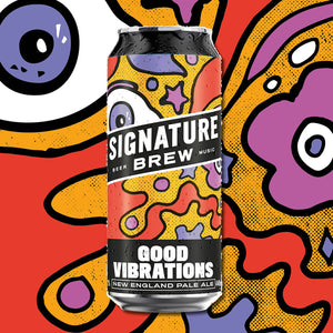 Good Vibrations - New England Pale Ale
