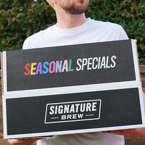 Seasonal Specials Mixed Box - Limited Edition Cans