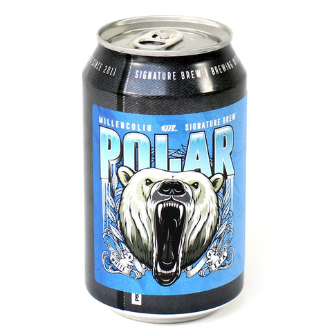 Signature Brew Polar White IPA Wheat Millencolin