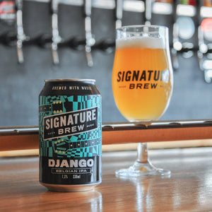 DJANGO - 330ml CANS
