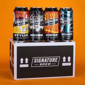 Supergroup Bundle - 12x 440ml IPA Cans