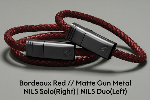 NILS Cable - Bordeaux Red