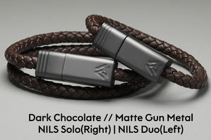 NILS Cable - Dark Chocolate