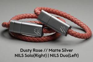 NILS Cable - Dusty Rose