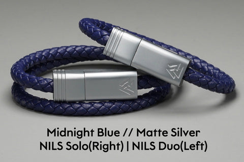 NILS Cable - Midnight Blue
