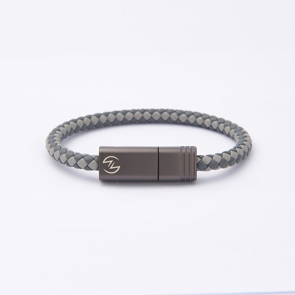 NILS 2.0 Cable - Stormy Gray // Matte Gun Metal