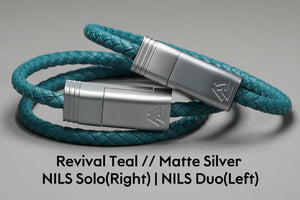 NILS Cable - Revival Teal