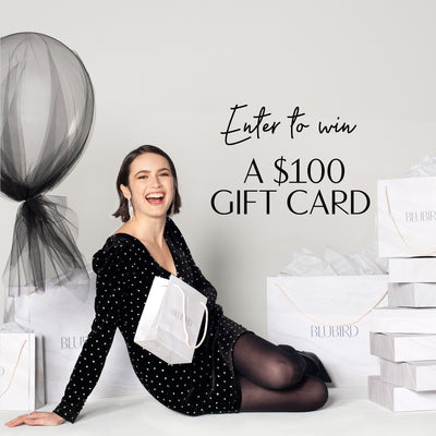 Enter to Win a Blubird Gift Card