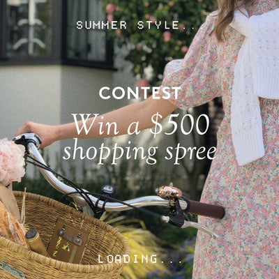 CONTEST! Load Your Summer Style (CLOSED)