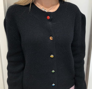 Dee Multi Button Cardigan