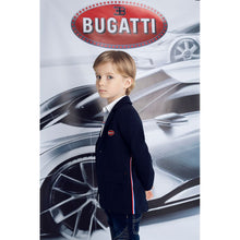 "Load image into Gallery viewer, ""Bugatti Automobiles"" Junior Blazer Rubber Badge"