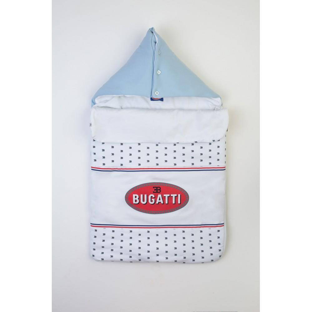 """Bugatti Automobiles"" Nest All Over Print Blue"