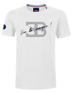 """EB"" T-Shirt Man White"