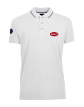 "Load image into Gallery viewer, ""110 Ans"" Polo Man White"