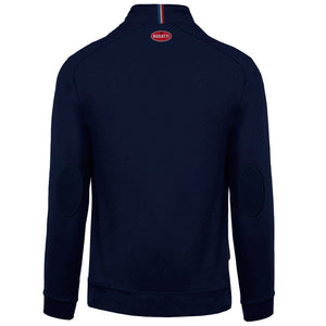 """EB"" Sweatshirt Blue Navy"