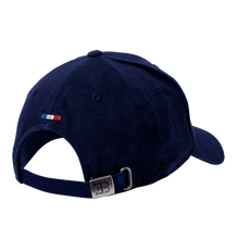 "Load image into Gallery viewer, ""Macaron"" Cap Blue Navy"