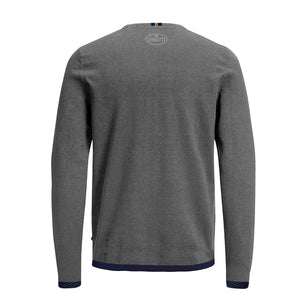 """Bugatti Automobiles"" EB Sweater Grey"