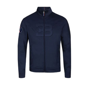 """EB"" Jacket Blue Navy"