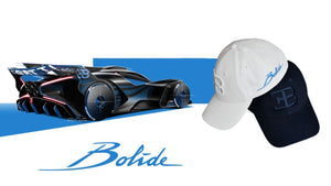 """Bolide"" Limited Edition Cap White"