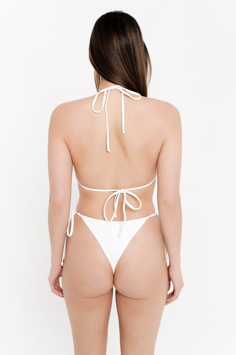 PATRYCJA BOTTOMS - WHITE