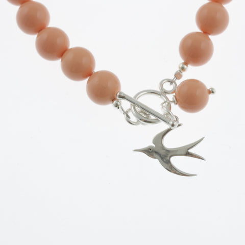 Welcome swallow bracelet