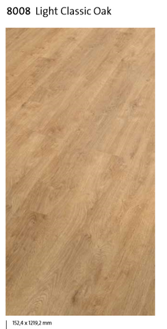Objectflor Living+ Vinylboden 8008 Light Classic Oak 3.34m² (15,71€/m²)