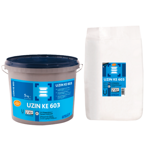 UZIN KE 603 2-K Dispersions-Zement-Klebstoff 10kg
