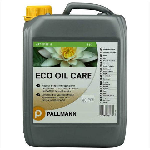 Pallmann Eco Oil Care 5 Liter
