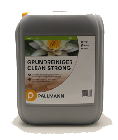 Pallmann Grundreiniger CLEAN STRONG 10 Liter