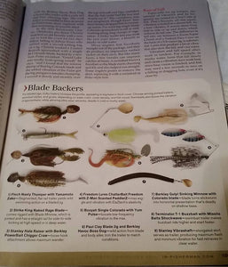 Nasty's Thumpers in In-Fisherman Magazine