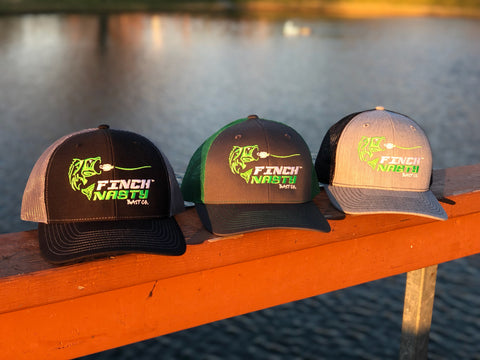 Finch Nasty Trucker Hats