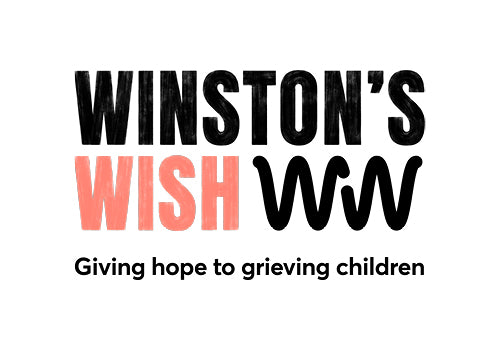 Winston's Wish Children's Bereavement Charity Logo
