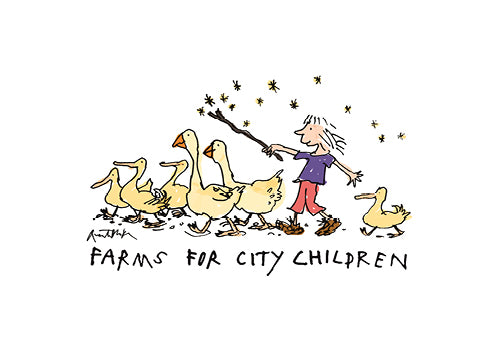 Farms for City Children Logo