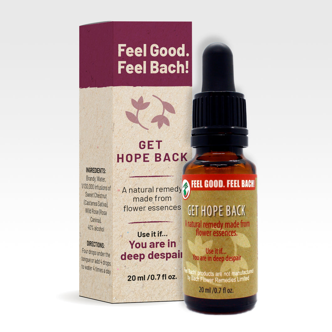 Get Hope Back 20ml